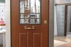porta blind vetro